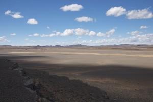 Wüste bei Hamada