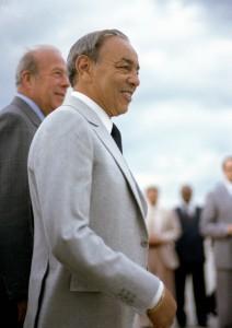 Hassan II.