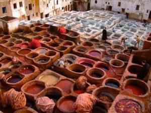 marokko-gerberei