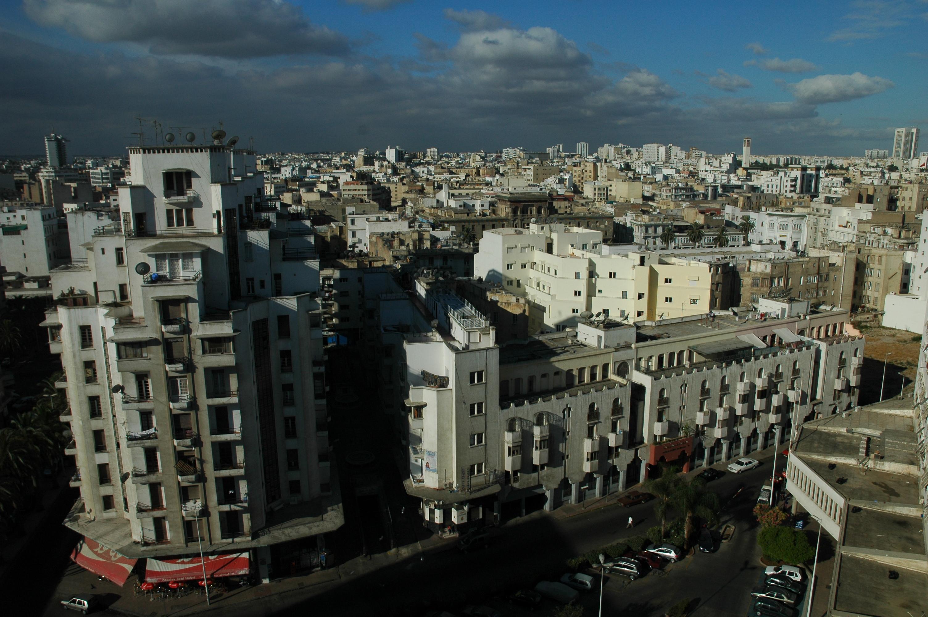 Marrakesch oder Casablanca
