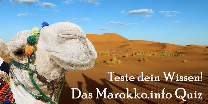 Das Marokko.info Quiz